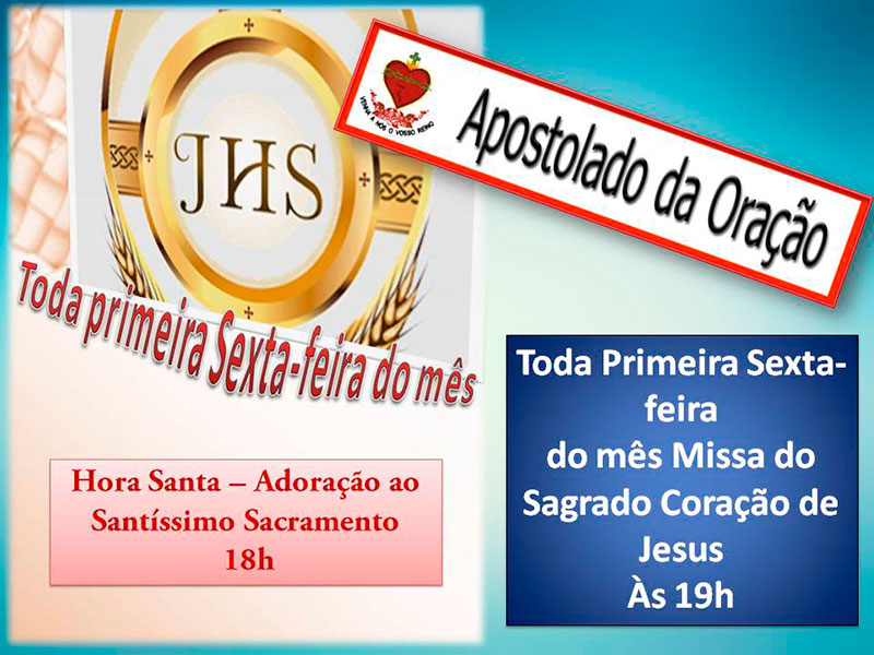 apostoladodaoracao