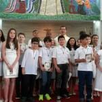 Primeira Eucaristia 2014