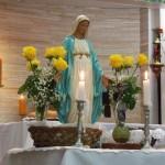 53 anos da Legião de Maria na Missa de N.Sra. do Carmo