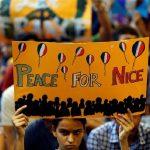 Papa receberá familiares das vítimas do atentado em Nice