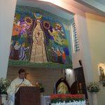 Missa em ação de graças pelos 7 anos da Instituição do Santuário