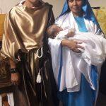 Apresentação do Presépio vivo