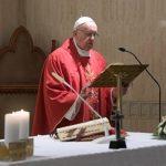Evangelho se anuncia com humildade, não com o poder