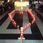 Sarau Legionário Rosário Luminoso