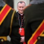 """""""Prioridade do Papa é a paz"""", diz Cardeal Parolin ao comentar viagem à Rússia"""