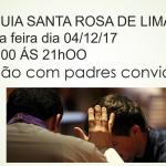 Confissão com os Padres convidados, participe!