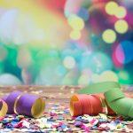 Venha conferir o bazar de Carnaval