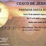 Cerco de Jericó 2018. Participe!