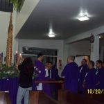 Confira as fotos da Missa e da XVI Chocolatada Peruana