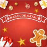 Nosso Bazar de Natal já começou. Venha prestigiar!
