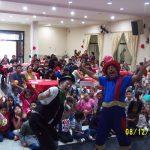 Festa de Natal da comunidade peruana na Paróquia