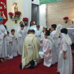 Confira as fotos da noite da Vigília de Natal da Paróquia