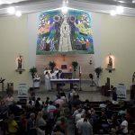 Missa da quarta-feira de Cinzas da paróquia